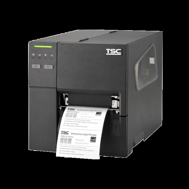 รูปของ TSC MB240 เครื่องพิมพ์บาร์โค้ด สำหรับอุตสาหกรรม