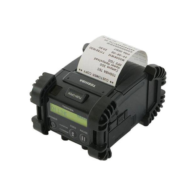 รูปของ TOSHIBA B-EP2DL-GH32-QM-R เครื่องพิมพ์ลาเบลแบบมือถือ Mobile Label Printer