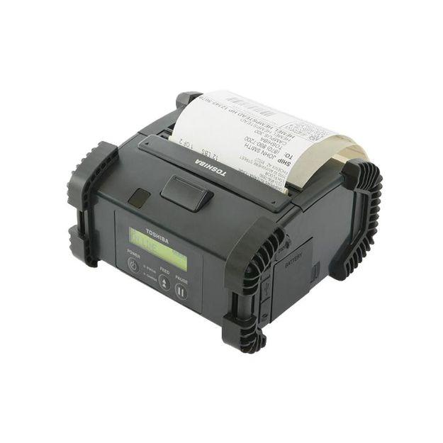 รูปของ TOSHIBA B-EP4DL-GH32-QM-R เครื่องพิมพ์ลาเบลแบบมือถือ Mobile Label Printer