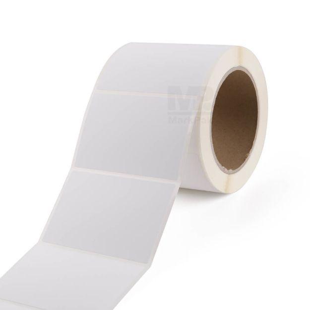 รูปของ ST.PP Inkjet Matte White Size 90 x 60 มิลลิเมตร แกน 3 นิ้ว 500 ดวง/ม้วน (EMC)